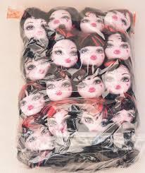 original head genuine original monster dolls free