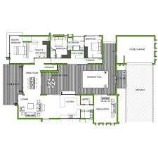 2 bedroomed house plans for africa