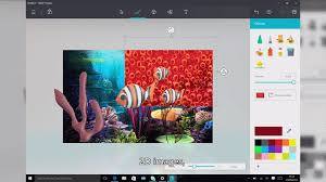 the new microsoft paint for windows 10 ghacks tech news