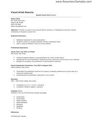 Musicians Resume Samples Musician Resume Examples