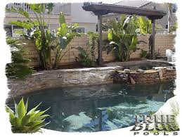 Decorating Small Backyards by Best 25 Small Pools Ideas On Pinterest Plunge Pool Small Pool