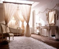 fabric home decor luring bathroom classy home decor with romantic style with fabric