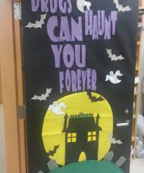 12 Terrific Ideas For a Red Ribbon Week Door Decorating Contest