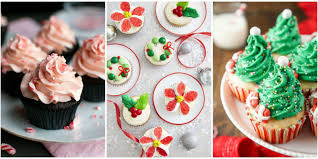18 easy christmas cupcakes best recipes for holiday cupcakes