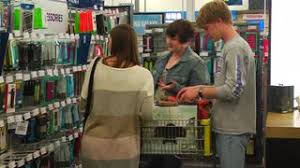black friday 2014 xbox one cashiers at best buy during black friday weekend a woman buys an