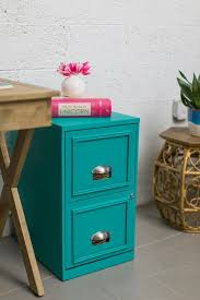 Cabinet End Table Best 25 Filing Cabinet Desk Ideas On Pinterest File Cabinet