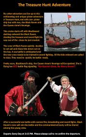 Blackbeards Flag The Pirate Ship Black Raven Adventures St Augustine Florida