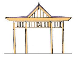 Wood Pergola Plans by Build A Decorative Wood Pergola In 1 Weekend Many Diy Plans Here