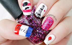 Paris Flag Paris Nails Please Do Not Repeat My Reversed Flag Mistake