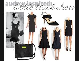 match black dress with accessories u2013 dress and bottoms