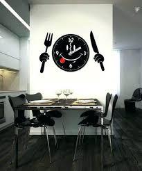 pendule cuisine design pendule murale cuisine pendule murale bois horloge murale design