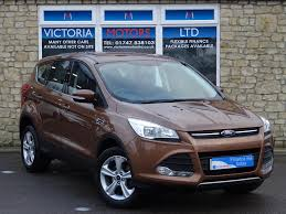 used ford kuga brown for sale motors co uk