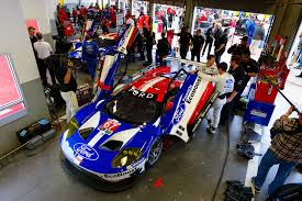 Ford Racing Flag Far From Failure What Racing The Ford Gt Does For Ford Rod
