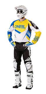 motocross gear o neal 2018 o neal motocross gear kits