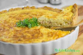 cuisine quiche lorraine keto quiche recipe low carb lorraine crust that tastes great
