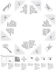 free printable wedding programs online printable wedding programs edit online fill out