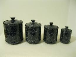 kitchen ceramic canister sets international firenze 3 pc ivory