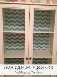 easy ikea cabinet makeover with shelf paper ikea hackers ikea