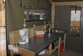 landes cuisine rental ecolodge tent 6p landes nouvelle aquitaine