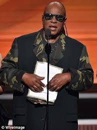 Stevie Wonder Why Is He Blind Stevie Wonder Cracks Blind Joke While On Stage At The Grammy