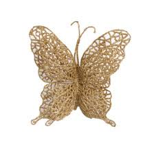 popular glitter butterfly plastic buy cheap glitter