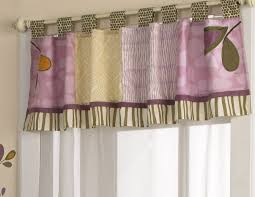 Purple Valances For Windows Ideas Hall Window Valances With Small Purple Curtain And Small Glass