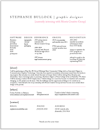 Student Resume Creator by Create A Student Resume 21999 Plgsa Org