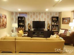 How To Build A Wall In A Basement by Top 10 Tips For Making A Basement Feel Bright