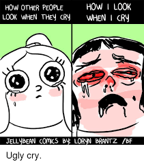 Cry Meme Face - 25 best memes about ugly cry ugly cry memes