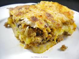 cuisine grecque moussaka moussaka à ma façon les délices de mimm