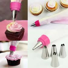 cupcake kitchen set cupcake kitchen set kitchen for diy cake dessert portable disposable cream pastry bag icing piping