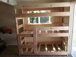 Free Plans Build Twin Over Full Bunk Bed by Free Plans Build Twin Over Full Bunk Beds Premium Woodworking