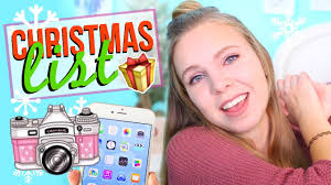 trending gifts 2016 christmas wish list 2016 teenage gift guide youtube
