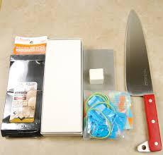 complete 6pc sharpening starter set
