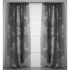 Shimmer Sheer Curtains Shimmer And Shine Curtains Wayfair