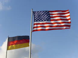 Photo Flag File Flags Usa And Germany Jpg Wikimedia Commons