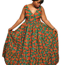 african print maxi dress plus size maxi from kwanzainspiratione