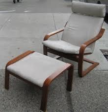 Ikea Poang Ottoman Uhuru Furniture Collectibles Ikea Poang Chair And Ottoman Sold