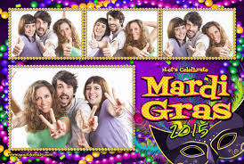 mardi gras photo booth templates smile out loud photo booths