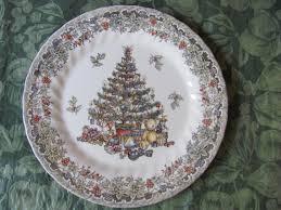 s myott tree dinner plate factory archive