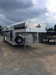 cattle trailer lighted sign elite trailers stock trailers and truck beds for sale in ar at mc
