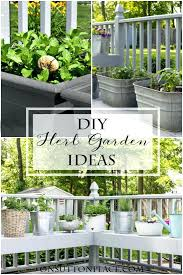Herb Garden Pot Ideas Garden Containers Ideas Image For Garden Pots Containers