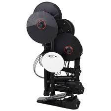 black friday electronic drum set carlsbro electronic drum kit csd130xxx black electronic drum