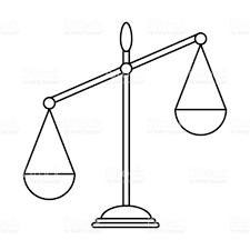 balance scale isolated icon stock vector art 870147292 istock