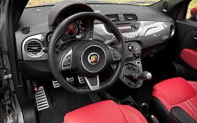 St Vs Abarth 500 2012 Fiat 500 Abarth Vs 2012 Mini Cooper S Coupe Comparison