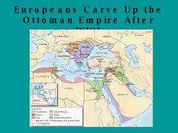 Downfall Of Ottoman Empire by Decline Of European Colonial Power And Rise Of Nationalism