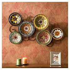 Decorative Hanging Plates 21 Best Wall Plates And Mirrors Images On Pinterest Ceramic Art