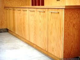 Garage Cabinet Doors Plywood Cabinet Doors Marvelous Design Inspiration Plywood Garage