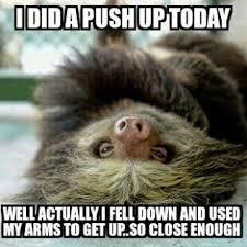 Sloth Fitness Meme - instlorisloth instagram photos and videos