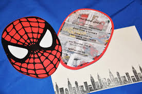 Unique Party Party Invitations Appealing Spiderman Party Invitations Designs